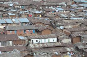 Kibera Rooftops