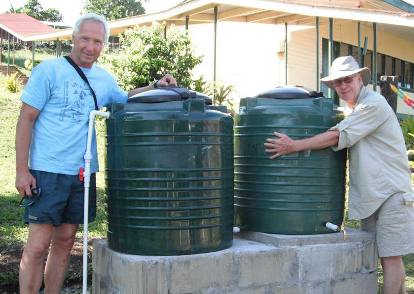 Norm and Sand Filter Tanks